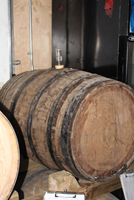 oak barrel for ageing
