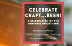 Celebrate Craft beer