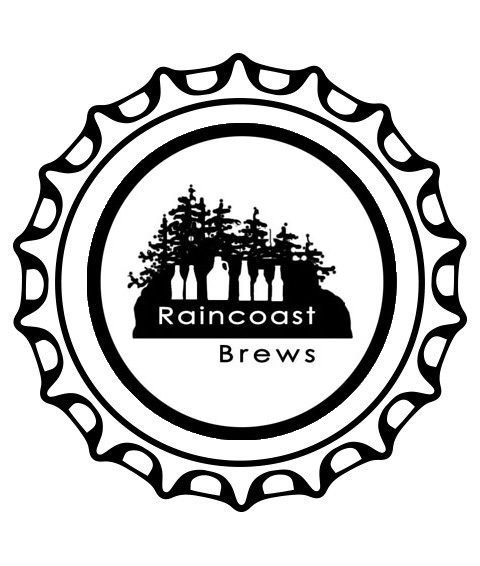 raincoastbrews bottlecap logo